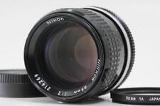 [EXC++] Nikon Ai 85mm f/2 MF Manual Telephoto Lens Free Shipping From Japan #683