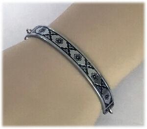 Mid-Century Modern Spoon Bracelet, Oneida Distinction Stainless LISBON MCM