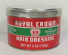 ROYAL CROWN HAIR DRESSING POMADE  (5OZ)