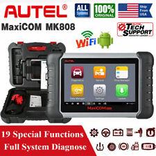 2020 Autel MaxiCOM MK808 Full System OBDII Diagnostic Scanner EPB SAS TPMS Reset