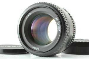【Mint】 Nikon NIKKOR 50mm f1.4D from Japan #540