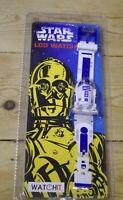 Watchit Star Wars R2-D2 LCD Watch 1997