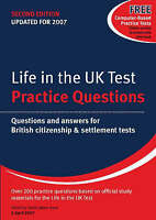 Life in the UK Test: Practice Questions: Questions and Answers for British Citiz