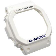 Casio Original Watch Bezel Case for G-SHOCK G-5600A-7 GWM-5600A-7 10330501 White