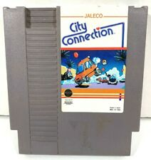 City Connection (Nintendo Entertainment System NES) Game Cartridge Only