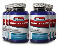 Prostate Supplement - Prostate Support 1600mg - Anti-Inflammatory Pills  6B