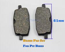BRAKE PAD  CALIPER for ATOMIK THUMPSTAR  50/110/125CC QUAD DIRT/PIT BIKE