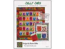 Jelly Jars Quilt Pattern by The Quilt Studio - Karen Gibbs
