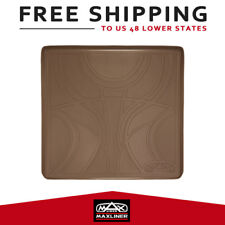 All Weather Cargo Liners MAXTRAY Tan Custom Fit 15-18 Chevy Tahoe
