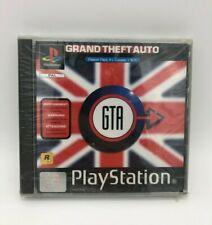GTA London 1969 Sealed Originalverpackt - PlayStation 1 Spiel Game Retro