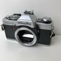 Minolta XG2 35mm SLR Camera Body - Faulty?