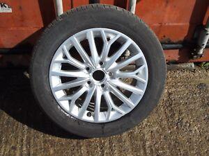 Audi 7J X 16  Alloy wheel  with Michelin Tyre 205/55 R 16