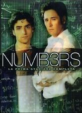 Dvd NUMB3RS NUMBERS - Stagione 1 (4 Dvd) ......NUOVO