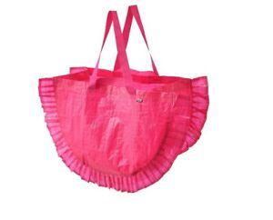 Ikea Zandra Rhodes Limited Edition KARISMATISK Carrier bag,2 Sizes,25L Or 60L