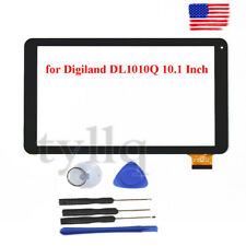 New Touch Screen Digitizer Panel for Digiland DL1010Q 10.1 Inch Tablet free USPS