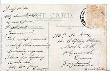 Genealogy Postcard - Family History - Gay - North Hill - Plymouth - Devon   Y961