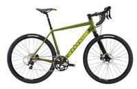 2018 Cannondale Slate 105 Gravel Disc Bike - Md - Green - Reg. $1700