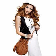 Women Leather Shoulder Handbag Tote Bag Fashion Ladies Messenger Hobo Bags Lot