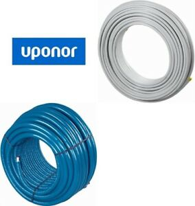 Uponor Rohr Unipipe PLUS ohne Schweissnaht Verbundrohr 16mm 20mm 25mm 32mm