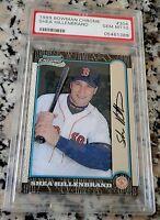 SHEA HILLENBRAND 1999 Bowman Chrome Rookie Card RC PSA 10 GEM Boston Red Sox