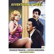 DvD AVVENTURA AL MOTEL - (1963) *** Franco & Ciccio ***   ......NUOVO