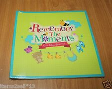 BN REMEMBER THE MOMENTS - OUR BABY JOURNAL