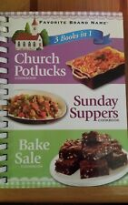 3 in 1 Church Pot Luck, Sunday Supper, Bake Sale by Publications International …