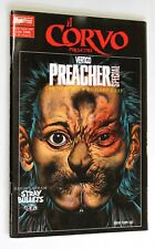 IL CORVO PRESENTA n. 19 Magic Press 1997 VERTIGO PREACHER STRAY BULLETS