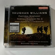 Vaughan Williams - Pastoral Symphony - Super Audio CD SACD Hybrid Multichannel