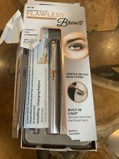 Finishing Touch Flawless Brow Hair Remover - Gold