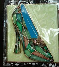 Disney DSSF Cinderella Stain Glass 2015 Slipper LE 400 Pin