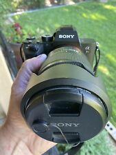 Sony SEL24105G FE 24-105 mm F4 G OSS E-mount Full Frame excellent condition
