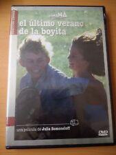 EL ULTIMO VERANO DE LA BOYITA last summer DVD AUDIO ESPAÑOL guadalupe alonso