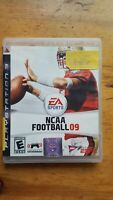 NCAA Football 09 (Sony PlayStation 3 ps3) Complete VG FREE S/H