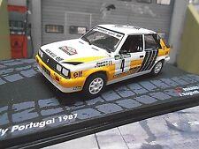 RENAULT 11 Turbo Gr.A Rallye Portugal TAP 1987 #4 Ragnotti IXO Altaya RAR 1:43