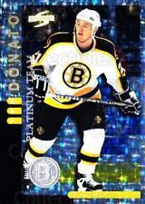 1997-98 Score Boston Bruins Platinum #6 Ted Donato