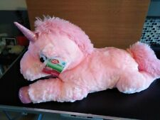 Chad Valley Pink  PLUSH UNICORN SOFT TOY Brand new