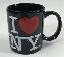 City Merchandise I �� Ny Souvenir Black Coffee Mug Cup