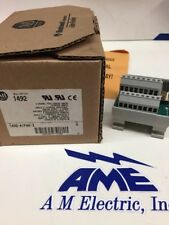 NEW ALLEN BRADLEY 1492-A1FM4-3 INTERFACE MODULE