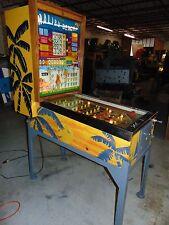 Bingo Pinball Machine