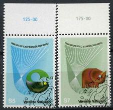 United Nations Vienna 1982 SG#V27-8 Nature Cto Used Set #A91993