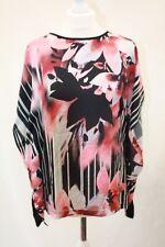 WALLIS, Ladies summer Floral Print Kaftan style Blouse, Size S