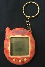 2004 Tamagotchi Connection V3, Pink with Cherries, Tested. Rare Color #K