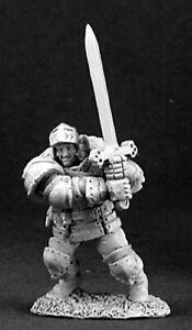 Reaper Miniatures Unpainted Sir Thomas, Adventuring Knight 03171 Dark Heaven