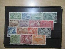 S192/5221 HONDURAS 399-413 xx