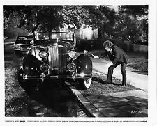 Photo originale Dudley Moore Arthur automobile Packard One-Twenty