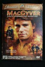 MacGyver - Season 01, Richard Dean Anderson - Box Set  - Pre Owned -(R4) -(D437)