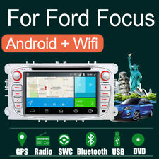 Android 6.0 Autoradio DVD Navi GPS WIFI für FORD Galaxy Mondeo FOCUS Bluetooth