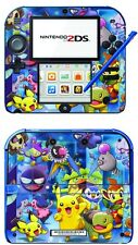 Pokemon Super Mystery Dungeon Ghost Game Skin for Nintendo 2DS console