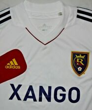 Mens GUC Adidas MLS Real Salt Lake Soccer Jersey size L